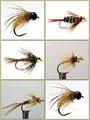 billes de tungstène mouches pour la pêche
