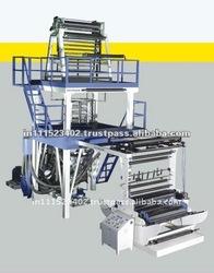Multilayer Blown Film Extrusion Machine Machine