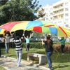 7M PLAY PARACHUTE FOR GAMES, 23FT PARACHUTE GAMES FOR PLAY