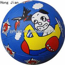 basketball rubber