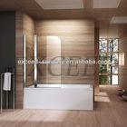 new design swing shower screen