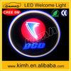hotest sale led car logo door light ghost light