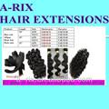 Corte - garganta preço Remy extensão do cabelo humano