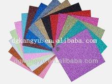 Hot sale glitter paper A4