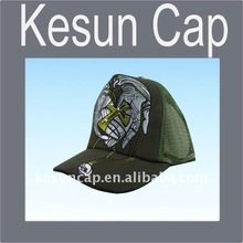 2012 new arrival skull fashional caps and hats