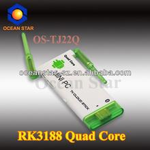 J22Q Quad-Core Android 4.2 Mini pc Smart Tv Dongle