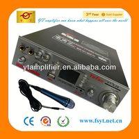 karaoke with video recording YT-K36 with USB/TF/Karaoke