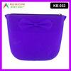 Rubber shopping bag fashion women bag