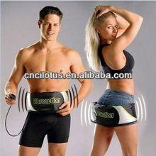 Body care slimming massage belt mini massager electrode neck and shoulder heat pad