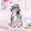 christmas gift mobile case,goddess cellphone 5S covers