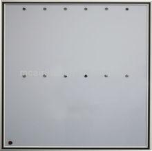 Hospital embedded X-ray film viewer