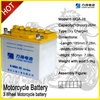 Stable Quality dry charged starting battery for electric start generator