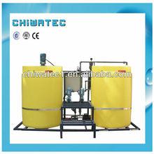 PH control chemical dosing system