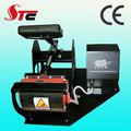 مصغرة آلة الصحافة الحرارة آلة الطباعة الحرارية على كوب