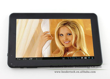 """9.0"""" Multi-points Touch Capacitive Screen 1.2GHz Mid 512RAM 8GB ROM Android 4.0 A13 notebook computer with WIFI, Dual Camera"""