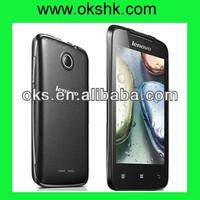 Lenovo A390 China mobile phone MTK6577 dual core