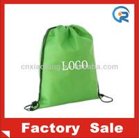 Manufacturer cheap custom drawstring bags