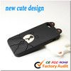 Cute design 3d silicon animal case for iPhone 5