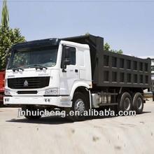 New! SINOTRUK howo dump truck/euro truck
