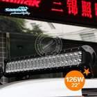 """20"""" Led Light Bar 4X4 Led Dash Hight Bar Led Light Automotive SM6024-126"""