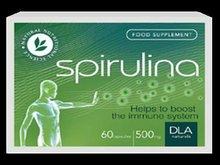 DLA Naturals Spirulina