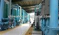 tratamiento de aguas residuales de la planta de las empresas
