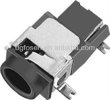 smt 4-pin power plug DC00850
