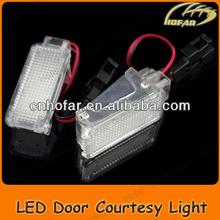 LED Door Courtesy Lamp for Audi A1 A2 A3 A4 A5 A6 A7 A8 Q3 Q5 Q7 RS3 RS4 RS5 RS6 R8 TT