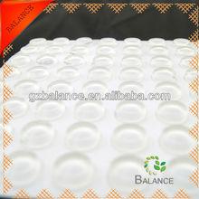 special low profile silicone anti slip bumper pad / transparent Bumper Pad