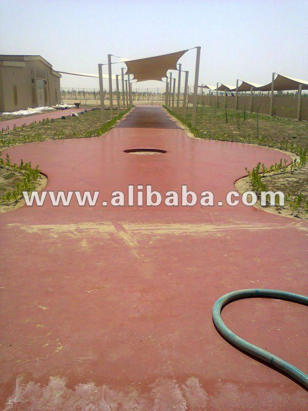 Liquid Rubber Liquid Rubber Flooring View