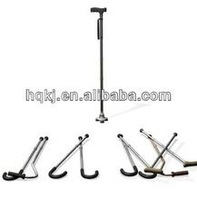 Aluminum Adjustable Folding Cane Walking Stick camp shower head
