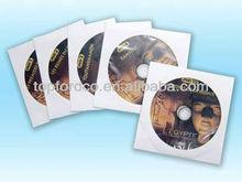 Bulk DVD Replication 4.7GB in White Paper Sleeve