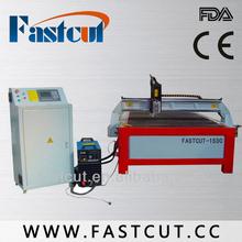 cheap mini desktop logo signs marking industry Hypertherm power supply plasma cnc cutting machine