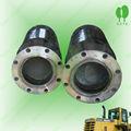 Aggregat, bus, lkw und bus dieselmotor auspuff katalysator