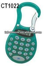 promotional carabiner calculator clip calculator 8 digit electronic calculator pocket mini calculator colorful gift calculator