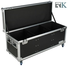 Storage compartment case for Construction tools with wheels