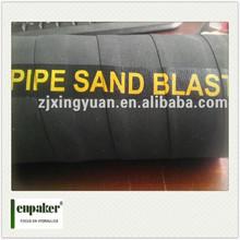 vendita calda flessibile di scoppio della sabbia tubo di gomma concretevibratore tubo