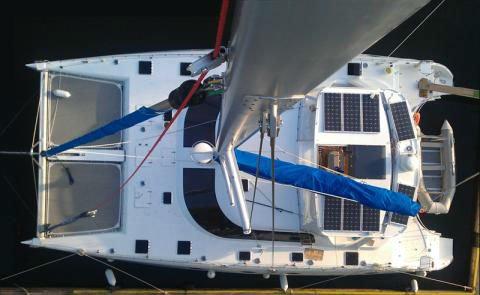 Catamaran 58'