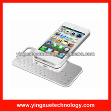 Wireless Bluetooth 3.0 Ultra thin Keyboard Detachable Magnetic Case for iPhone 5/5S