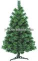 5ft verde árvore de natal flocados da árvore de led ao ar livre da árvore de natal