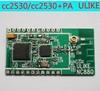 cc2530 + PA wireless module Support Network: Zigbee / ZigbeePRO, ZigbeeRF4CE, 6LoWPAN