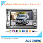 AGS special 8'' car dvd for hyundai wagon
