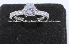 CZ_Fashion Jewelry Rings