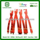 suspenders with belt clip