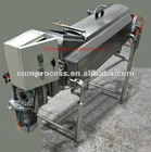 small mozzarella cheese cooking and stretching machine