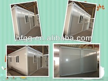 low price/heat insulated/fireproof container homes office/living/school/classroom
