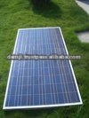 12v 110w multicrystalline solar panels/modules for home use