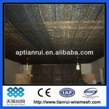 100% HDPE green agir. knitting sunshade net, shadow net