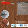 Interlocking system 5mm Oak wood like Vinyl flooring laminate flooring
