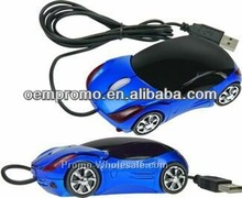 Custom Concept Car Shaped Mouse
